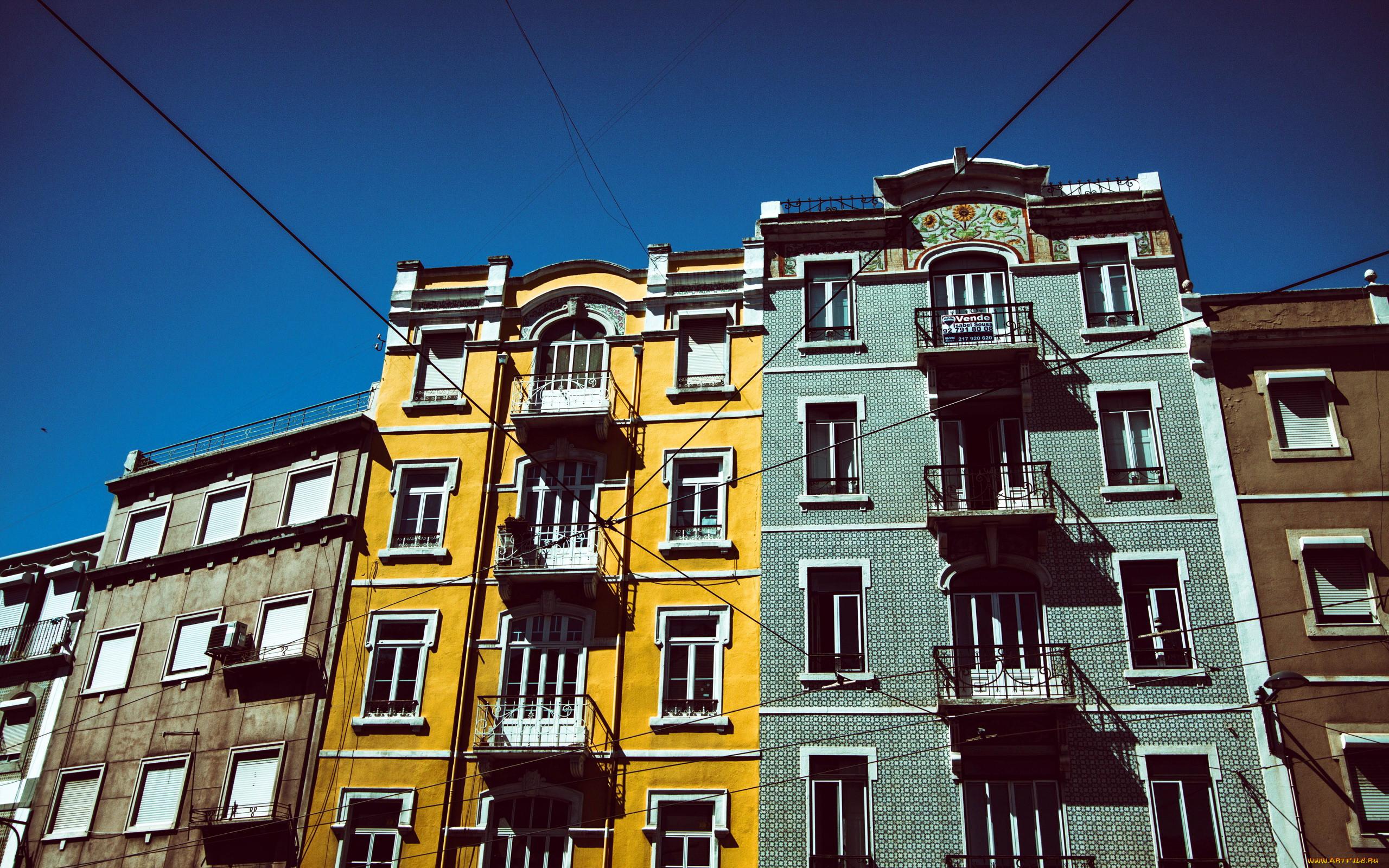 Картинки город многоэтажные дома